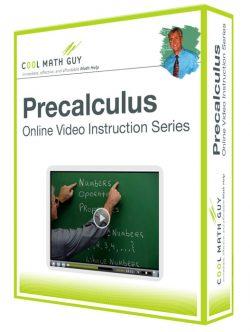 Precalculus - Cool Math Guy